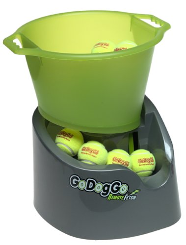GoDogGo Fetch Machine / Ball Launcher Review