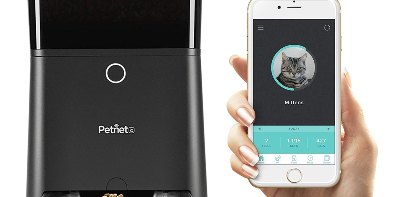 Petnet Smartfeeder | Automatic Dog Feeder Reviews