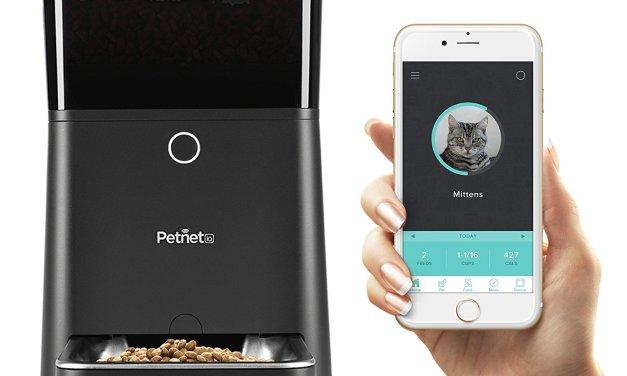 Petnet Smartfeeder | Automatic Dog Feeder Reviews