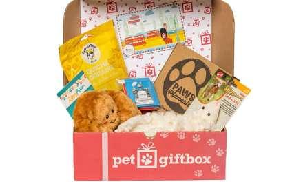 PetGiftBox Subscription Box Review