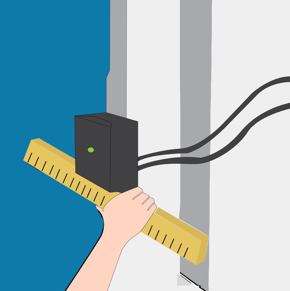 medium resolution of measure the door