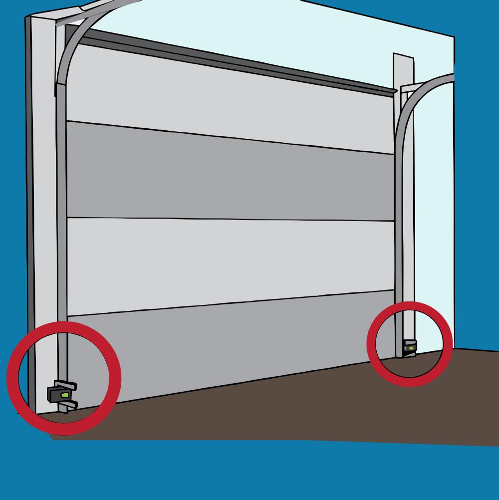 medium resolution of test the sensors ensure that the door