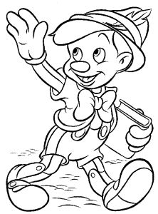 Free Coloring pages for boys and girls: For smallest