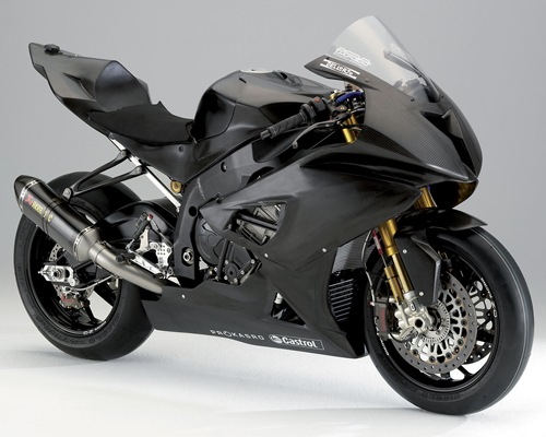 BMW S1000RR Limited Edition Top 10 Fastest Motorbikes in the World