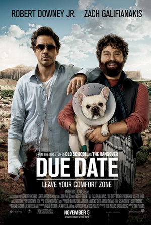 Due Date Top 10 Funniest Movies of 2010   2011