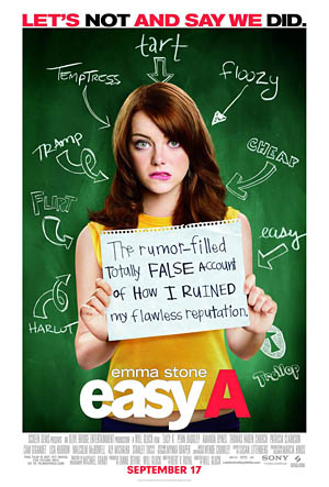 Easy a Top 10 Funniest Movies of 2010   2011