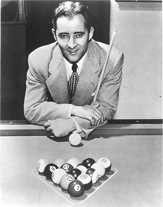 Willie Mosconi Top 10 Most Intelligent People of The World