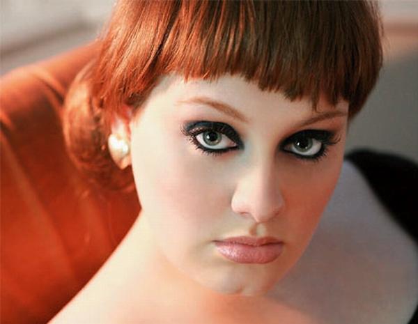 adele Top 10 Most Popular Female Singers in 2011