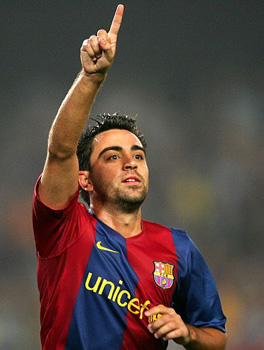 xavi Top 10 Best Soccer Players In The World