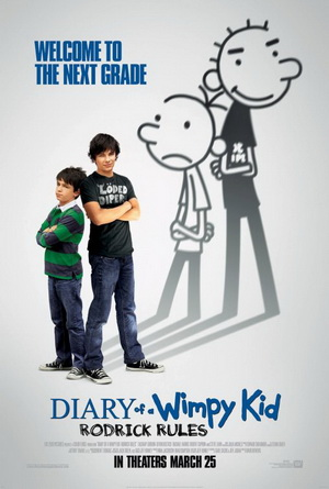 Diary of a Wimpy Kid Top 10 Most Funny Movies in 2011   2012
