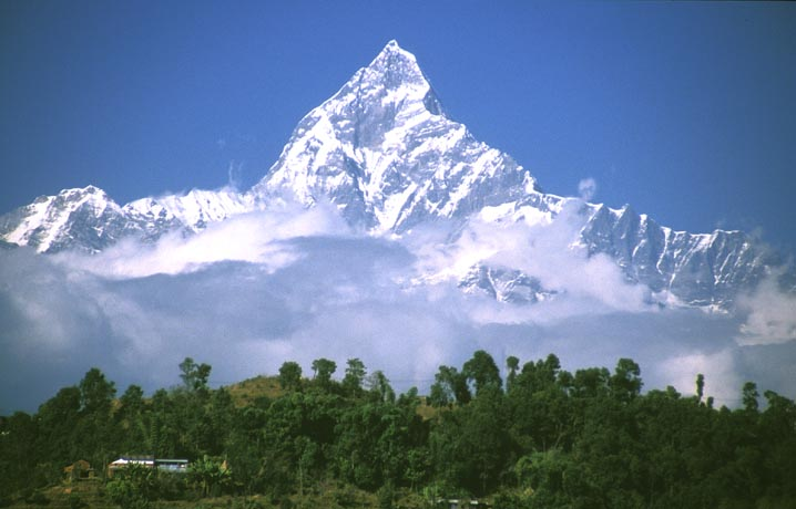 Annapurna Mountain 10 Highest Mountains In The World