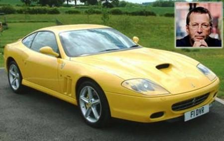 Selebritis Bermobil Ferrari