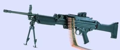 Senjata Api Mematikan