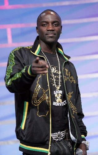 akon Top 10 Most Popular Male Singers in 2011