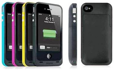 2. Mophie Juice Pack Plus Top 10 Best iPhone 4S Covers