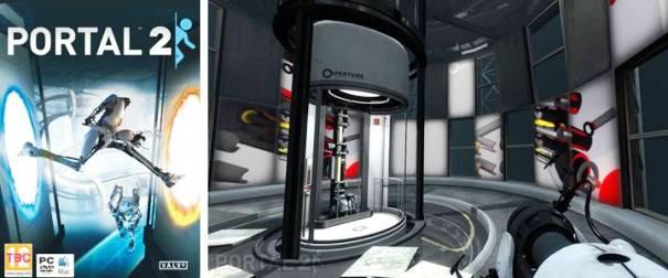 8.  Portal 2 Top 10 Best Game Shooter Orang Pertama pada 2012