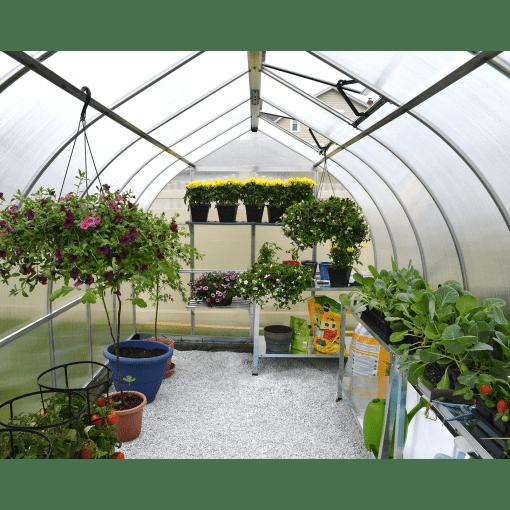 Bella Greenhouse inside