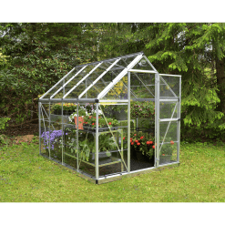 Harmony Greenhouse 6x8 4