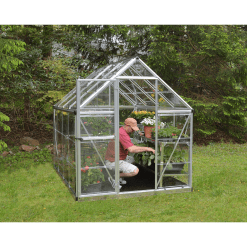 Harmony Greenhouse 6x8 1