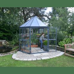 Oasis Hexagonal Greenhouse 5