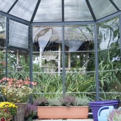 Oasis Hexagonal Greenhouse 2