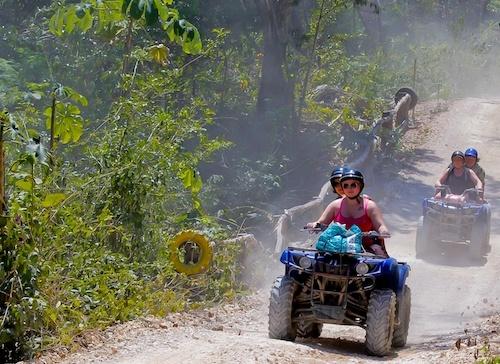 Easter weekend activity: Akumal Jungle tour