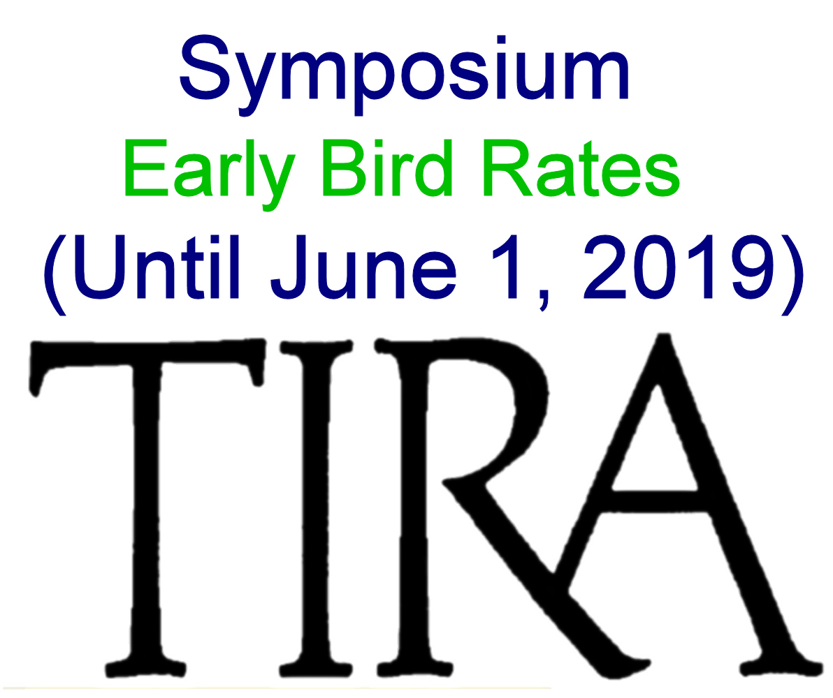 Symposium Early Bird