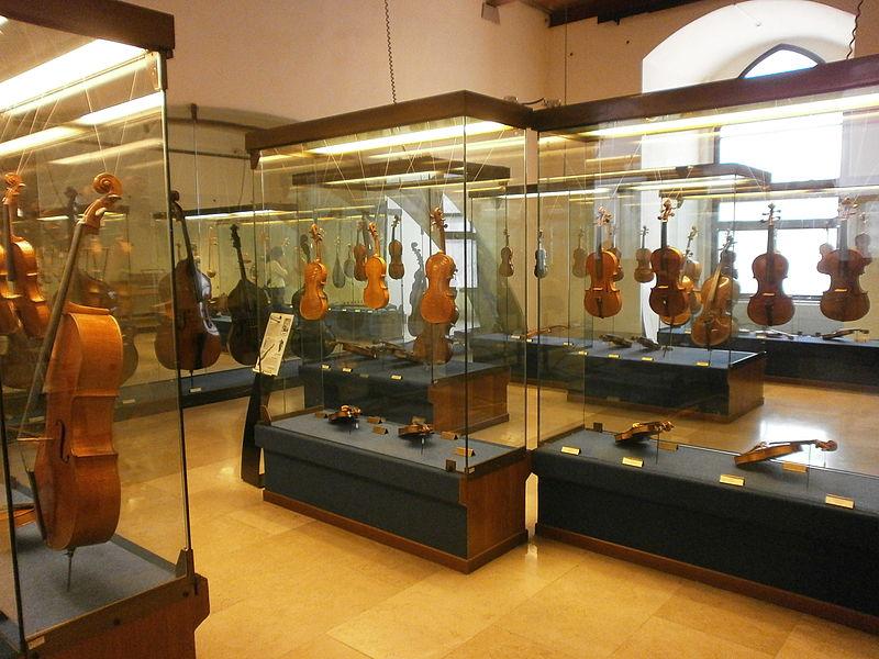 Il Museo degli Strumenti Musicali al Castello Sforzesco di