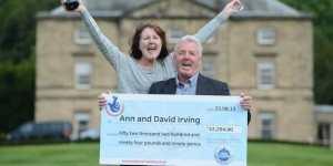 Euromillions : plus de 50 000 livres pour ce couple de Britanniques