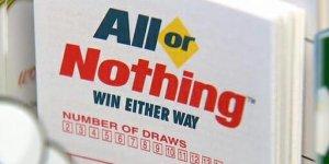 Un nouveau jeu pour les malchanceux : Tout ou Rien