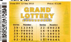 Jackpot record battu pour la loterie de Malte