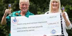 Incroyable ! Un couple gagne 2 fois 1 million de livres en moins de 2 ans à l'Euromillions