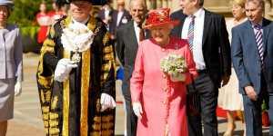 La Reine d'Angleterre aurait pu gagner le « jackpot » de la loterie !