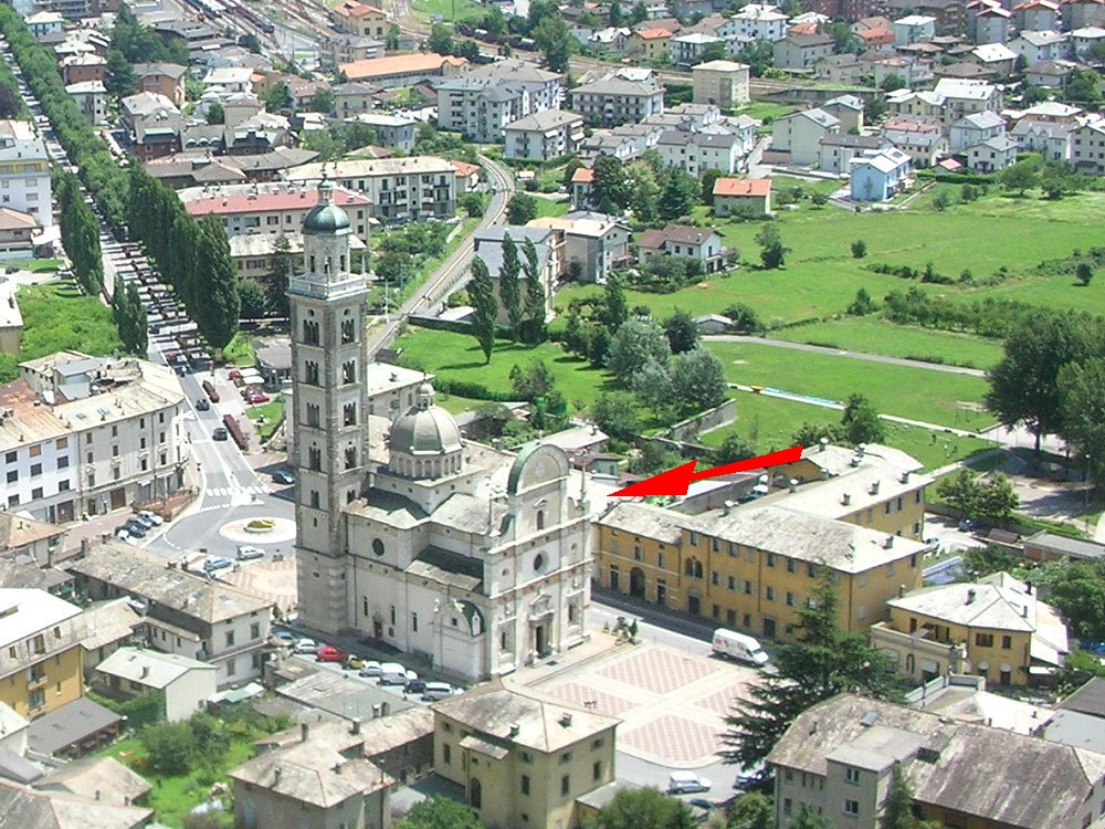 Albergo Altavilla Tirano