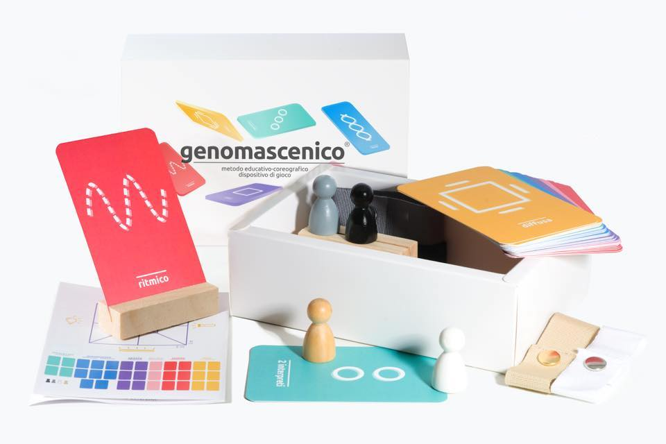 Genoma scenico