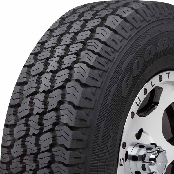 Lt245 75r16 10 Ply Goodyear Wrangler Armortrac Tires 116 120 Set Of 2