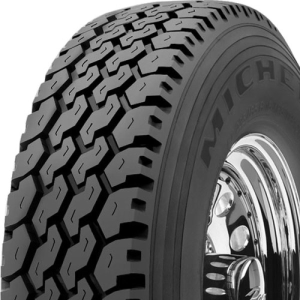Lt215 85r16 10 Ply Michelin Xps Traction Tires 112 Set Of 2