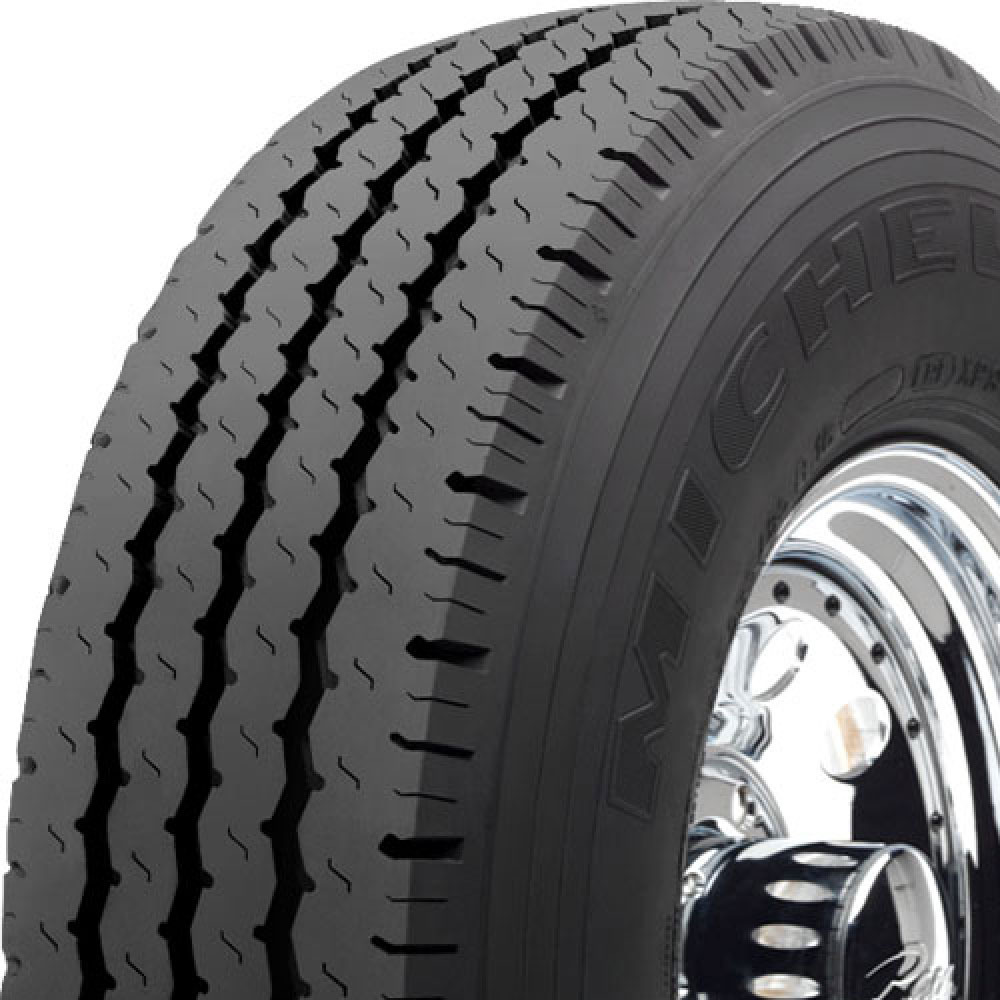 Lt235 85r16 10 Ply Michelin Xps Rib Tires 116 Set Of 4
