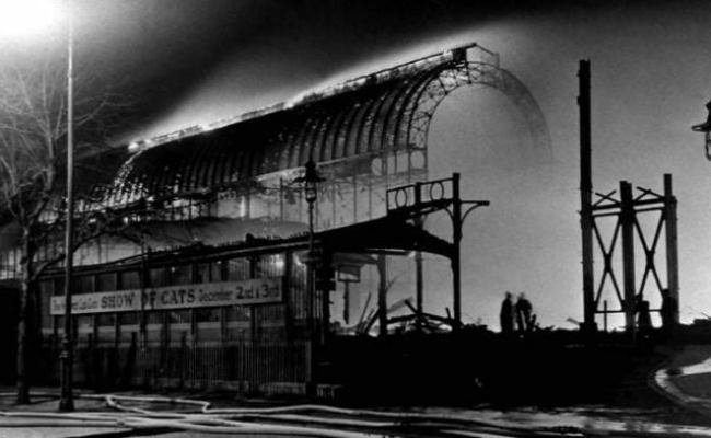 Rebuilding Of Crystal Palace Moves A Step Closer