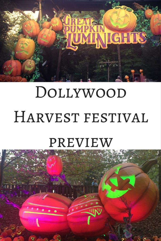 dollywood great pumpkin luminights Archives - Tired Mommy Tales