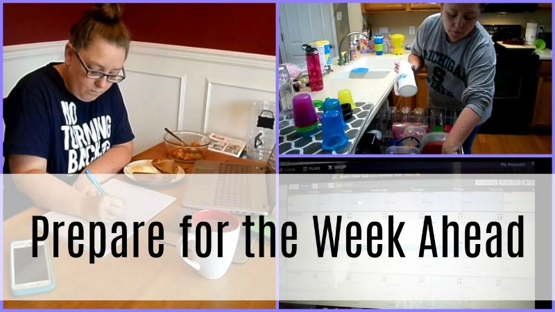 repare for the Week Ahead Tired Mommy Tales blog resize