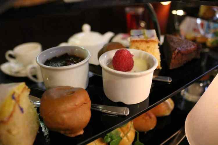 Browns Brasserie cakes