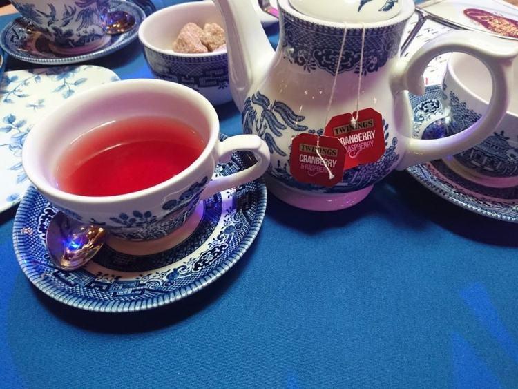 Blackpool ballroom tea