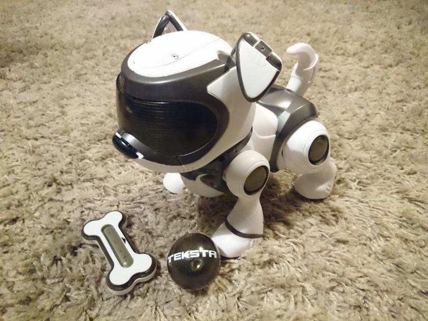 Teksta Puppy now with Voice Recognition