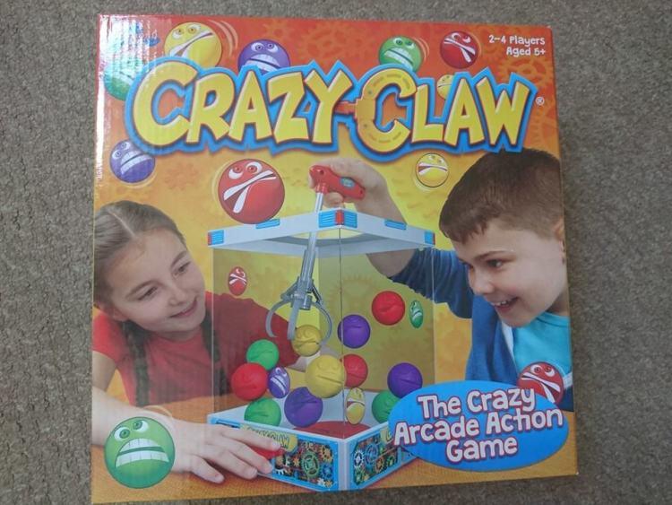 crazy claw box