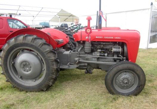 Champion Tractor