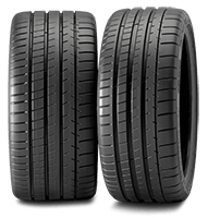 delivery installation tire rack