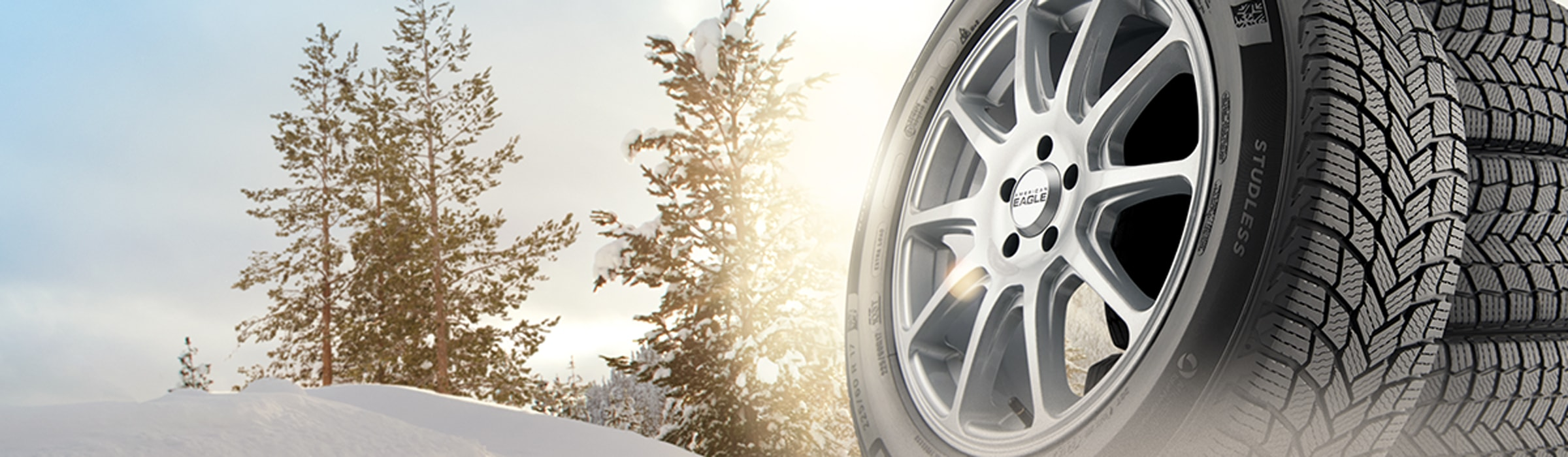 winter snow tire wheel packages