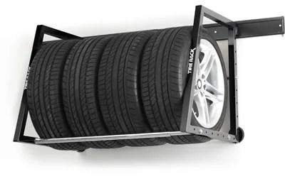 enclosed trailer tire racks southeast