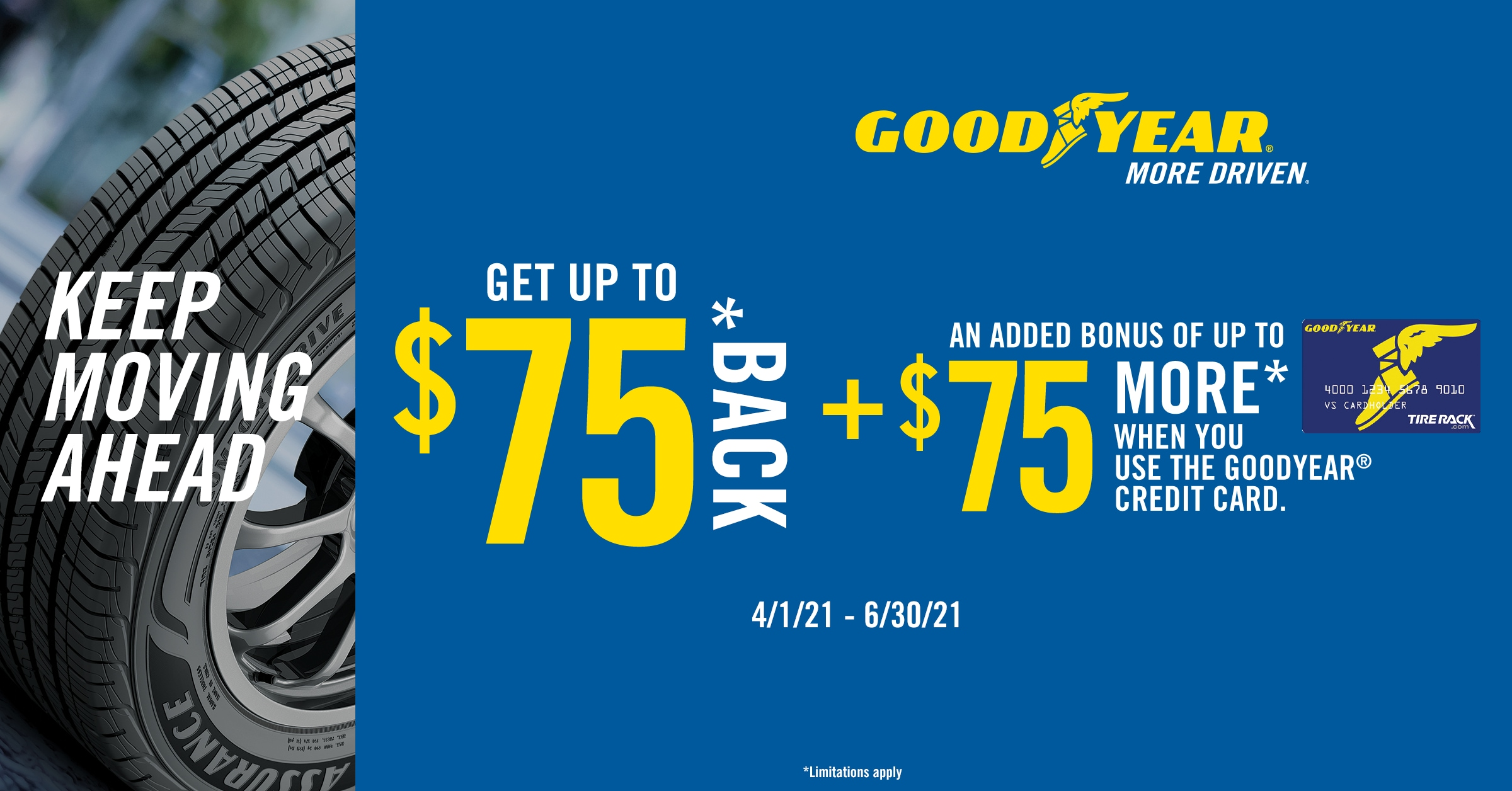 tire sales deals special offers